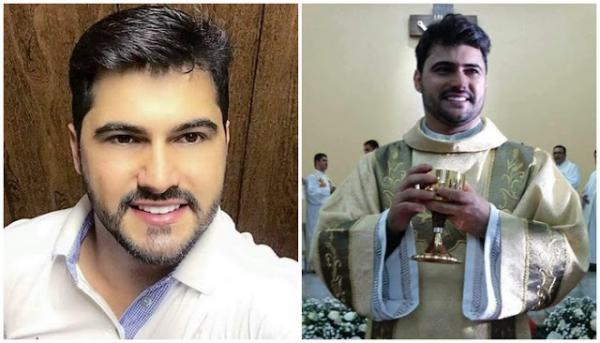 Padre gato tem lotado de fiéis Igreja em Pernambuco