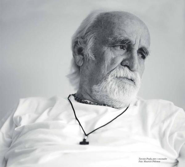 Ator e dramaturgo piauiense Tarcísio Prado morre aos 79 anos
