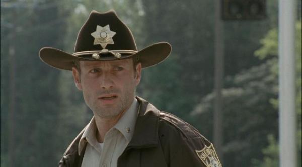 Xerife Rick Grimes de 'The Walking Dead' ganha série de filmes