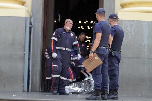 Polícia identifica atirador que matou 4 e se matou durante missa na Catedral de Campinas